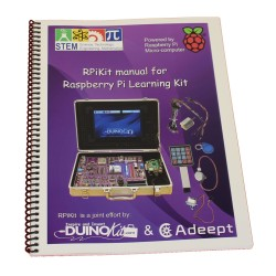 Raspberry Pi Component Wiring Manual