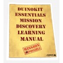 Mission booklet for DuinoKit Essentials