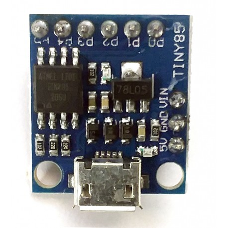 ATTiny85 Module - Digispark with Micro USB