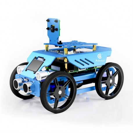 Build and hack Robots