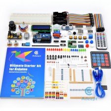 Ultimate Starter Leaning Kit for Arduino UNO R3 from Adeept.com